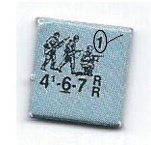 German first line squad