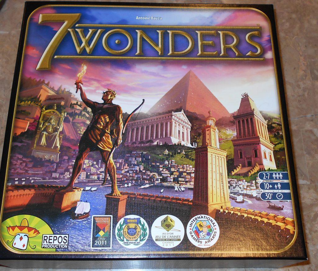 Seven Wonders game