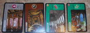 7 Wonders playing cards